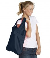 Sol Shoulder Bag - Navy Blue