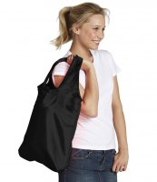 Sol Shoulder Bag - Black