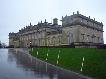 Footprint Reusable Bags go to Harewood House