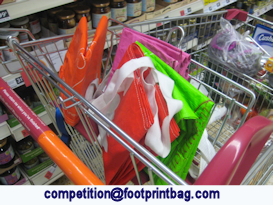 Footprint Bag Competition