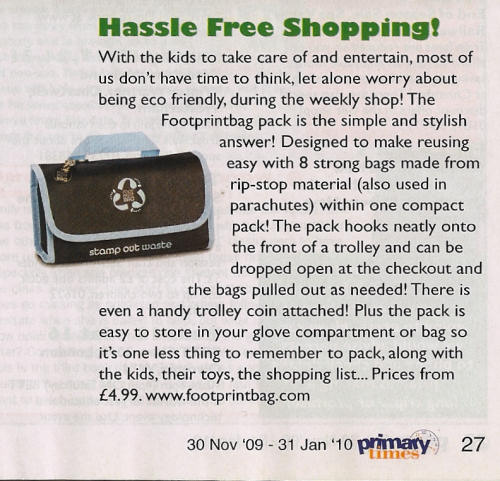 Hassle Free Shopping - Primary Times