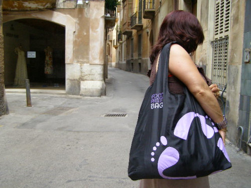 Reusable Bag on holiday 4M