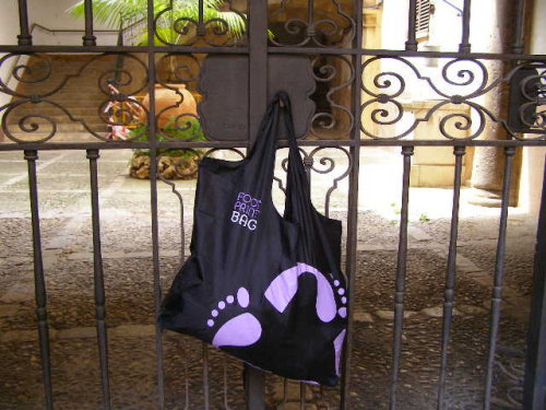 Reusable Bag on holiday 5M