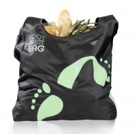 Reusable Shopping Bag - Footprint Bag Single - Green