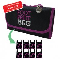 Footprint Bag Combo Pack - SAVE MONEY
