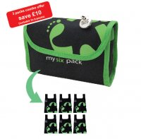 Footprint Bag Combo 3 x 6 Bag Green Packs - SAVE MONEY